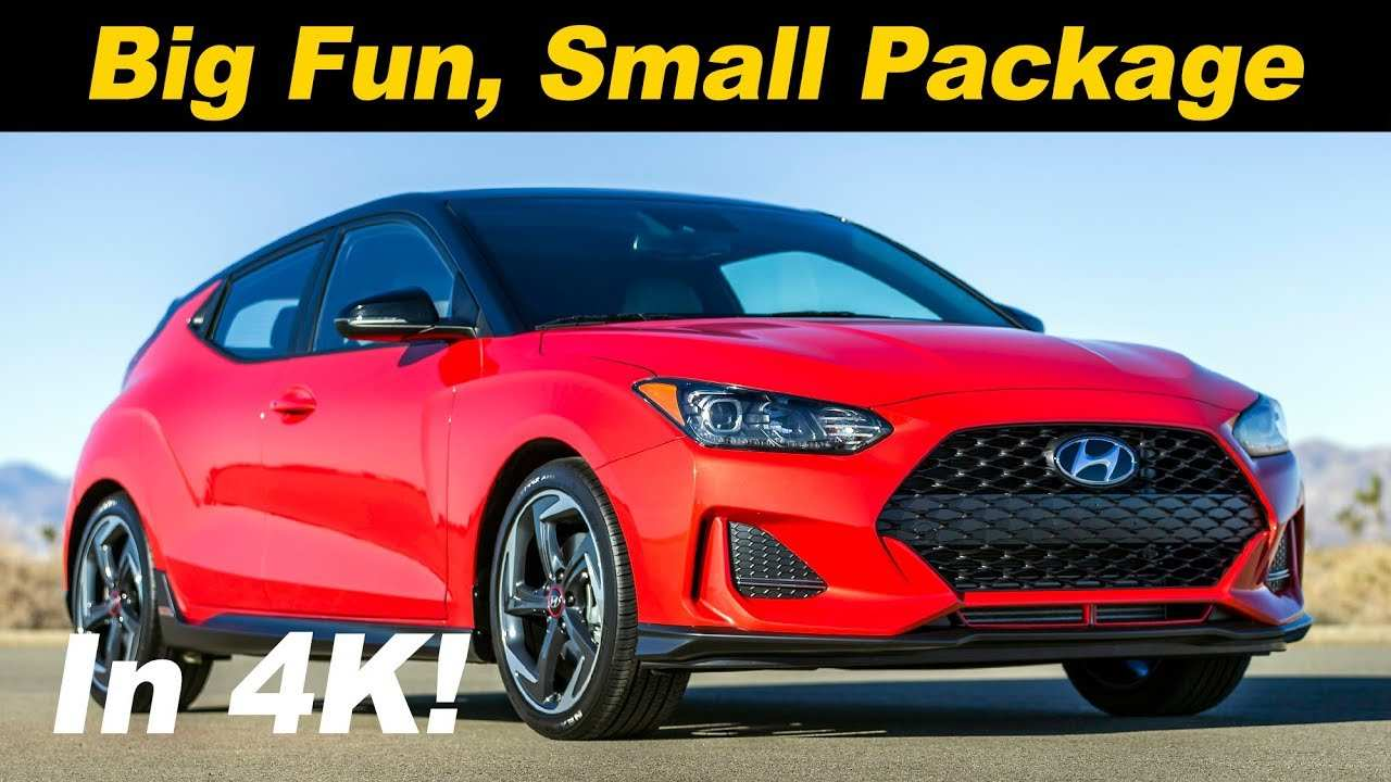 98 The Best 2020 Hyundai Veloster Redesign