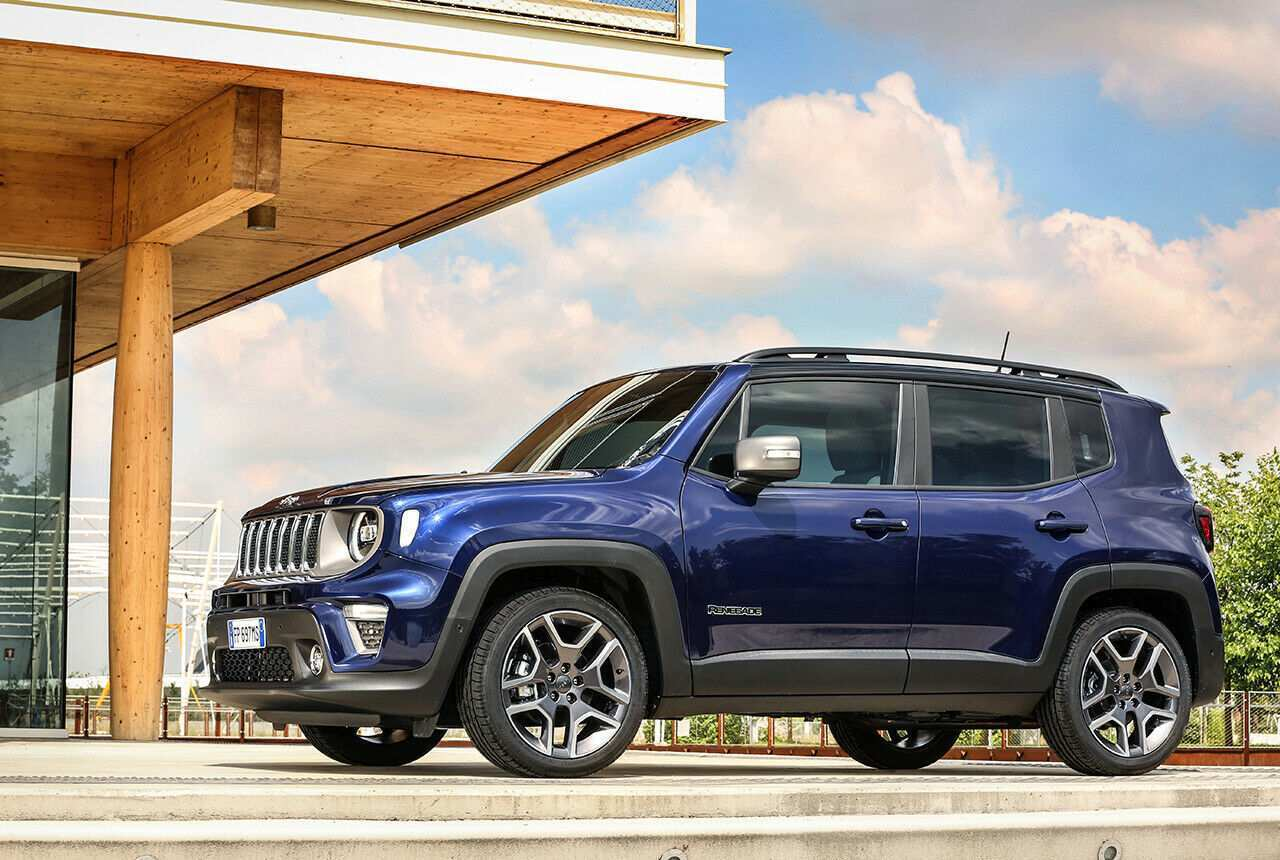 98 The Best 2020 Jeep Renegade Release Date And Concept