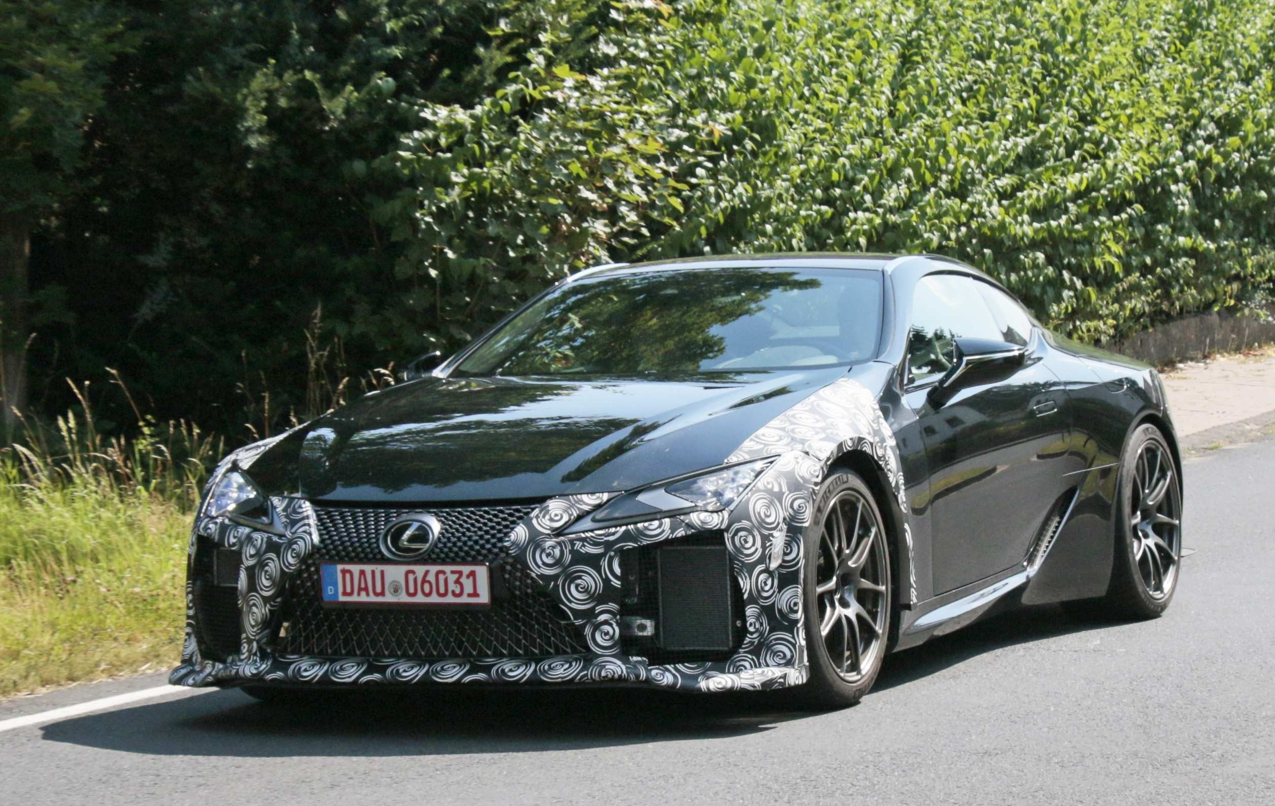 98 The Best 2020 Lexus Lf Lc Release