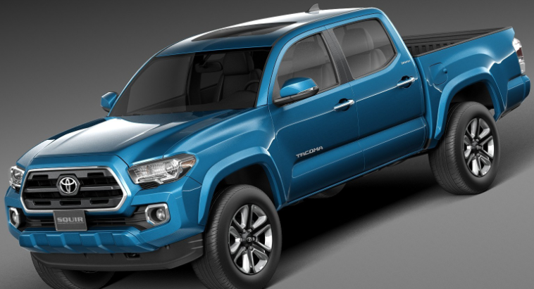 98 The Best 2020 Toyota Tacoma Diesel Trd Pro Release Date