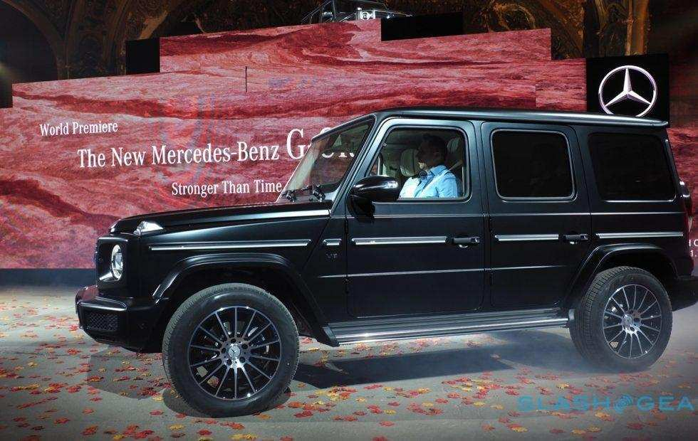 98 The Best G550 Mercedes 2019 Price And Release Date