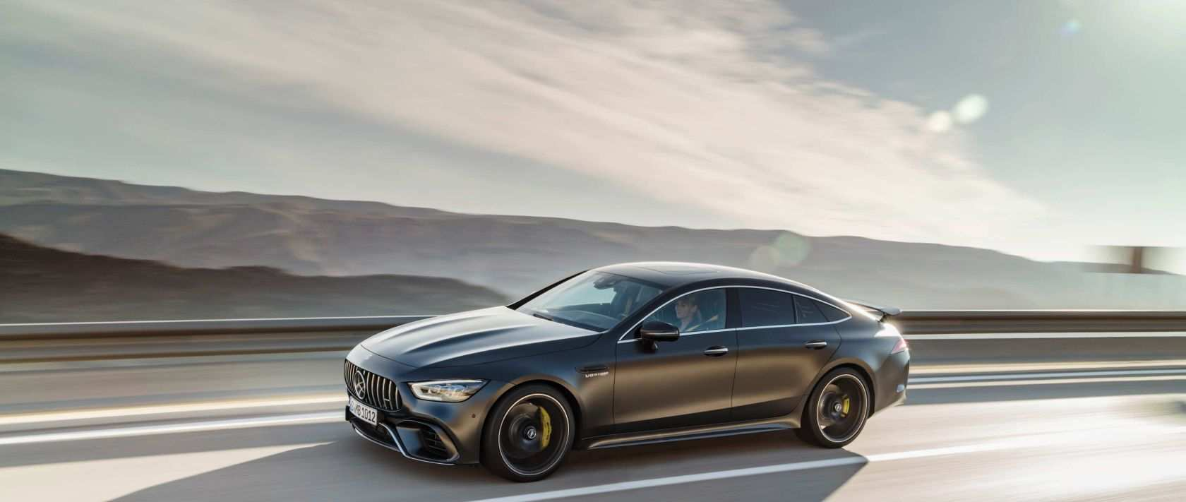 98 The Best Mercedes 2019 Amg Gt Concept And Review