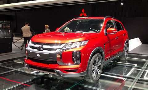 98 The Best New Mitsubishi Asx 2020 Redesign And Concept