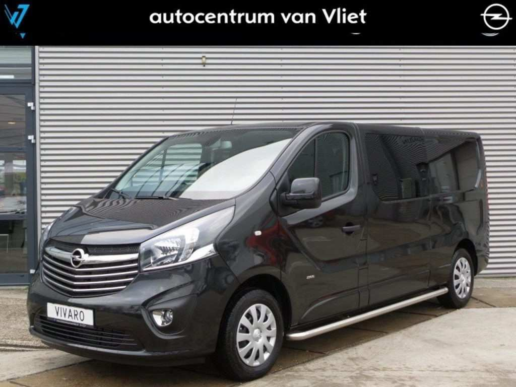 98 The Best New Opel Vivaro 2020 Research New