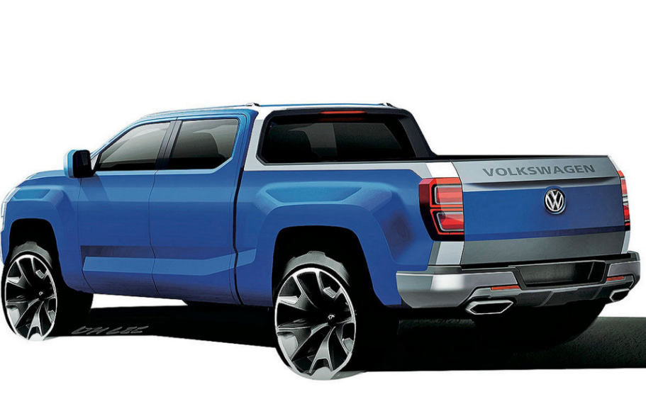 98 The Best New Volkswagen Amarok 2019 Review And Release Date