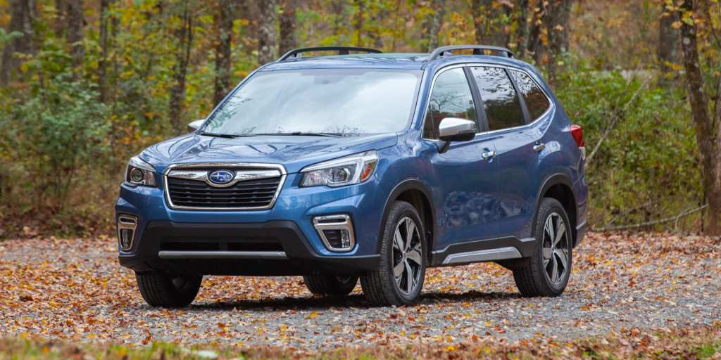 98 The Best Subaru Electric Car 2019 Rumors
