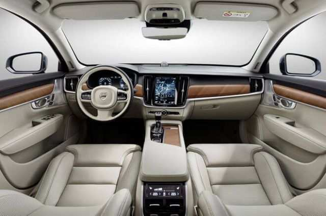 98 The Best Volvo New Xc90 2020 Model
