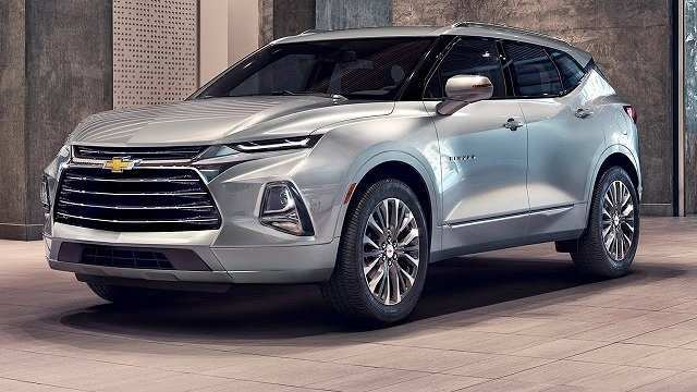 98 The Chevrolet Blazer 2020 Specs Images