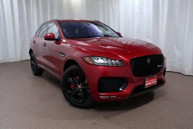 98 The Jaguar F Pace 2019 Interior Photos