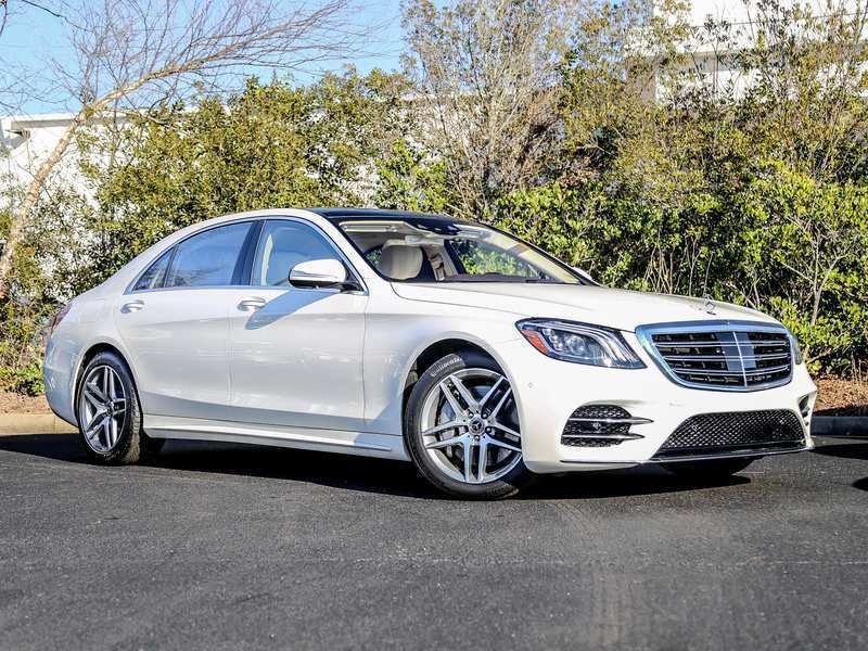 98 The Mercedes S Class 2019 Redesign And Review