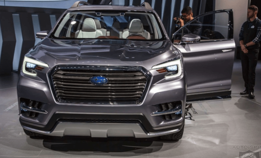 98 The Subaru Ascent 2020 Release Date Exterior And Interior