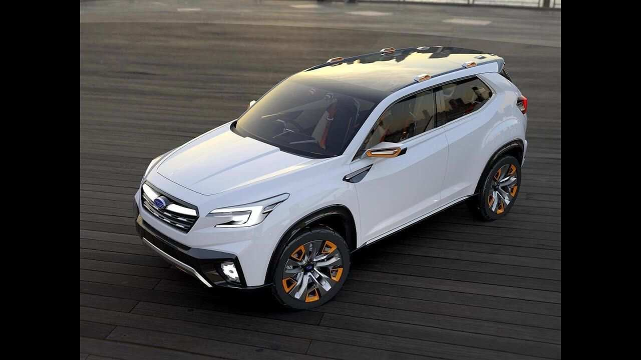 98 The Subaru Redesign 2019 Release Date