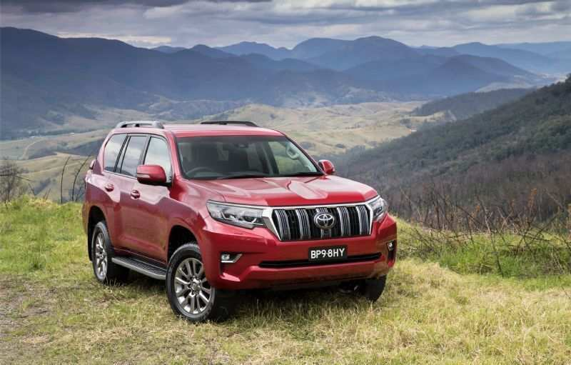 98 The Toyota Prado 2019 Australia Performance