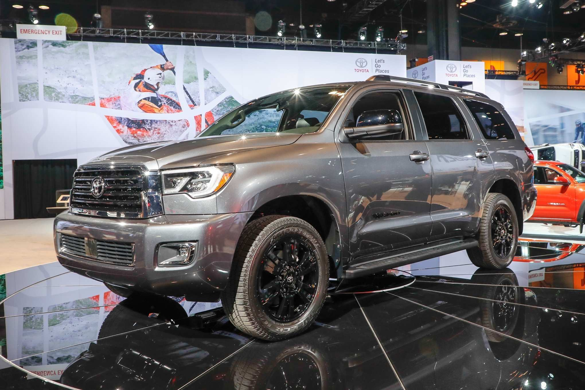 98 The Toyota Sequoia 2019 Redesign Pricing