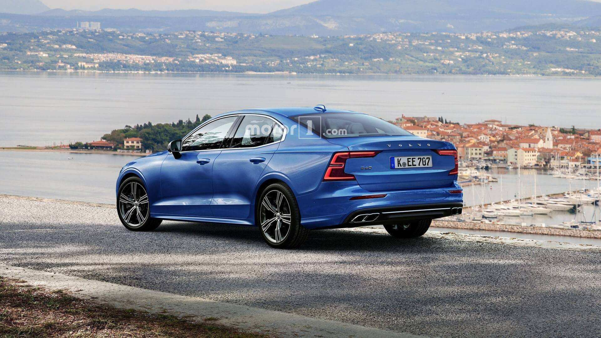 98 The Volvo S60 2019 Overview