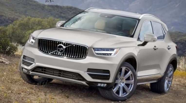 98 The Volvo Suv 2020 Engine