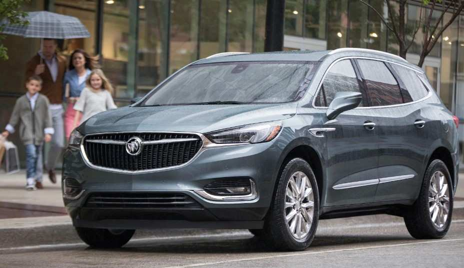 98 The What Will The 2020 Buick Enclave Look Like Interior