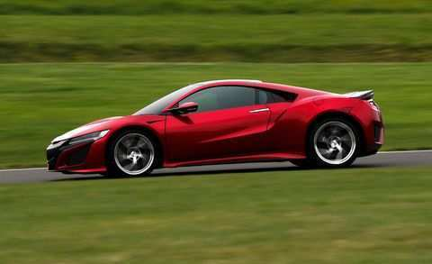 99 A 2019 Acura NSX Specs And Review