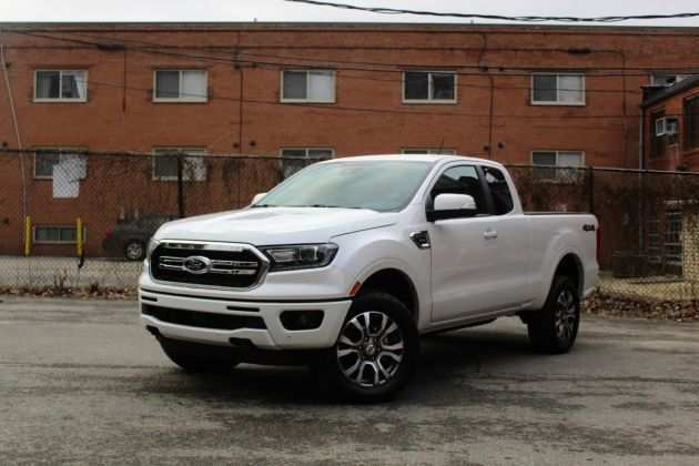 99 A 2019 Ford Ranger Release