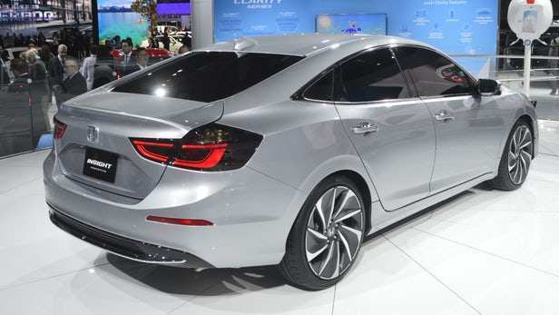 99 A 2019 Honda Insight New Concept