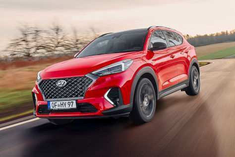 99 A 2019 Hyundai Tucson Price And Review