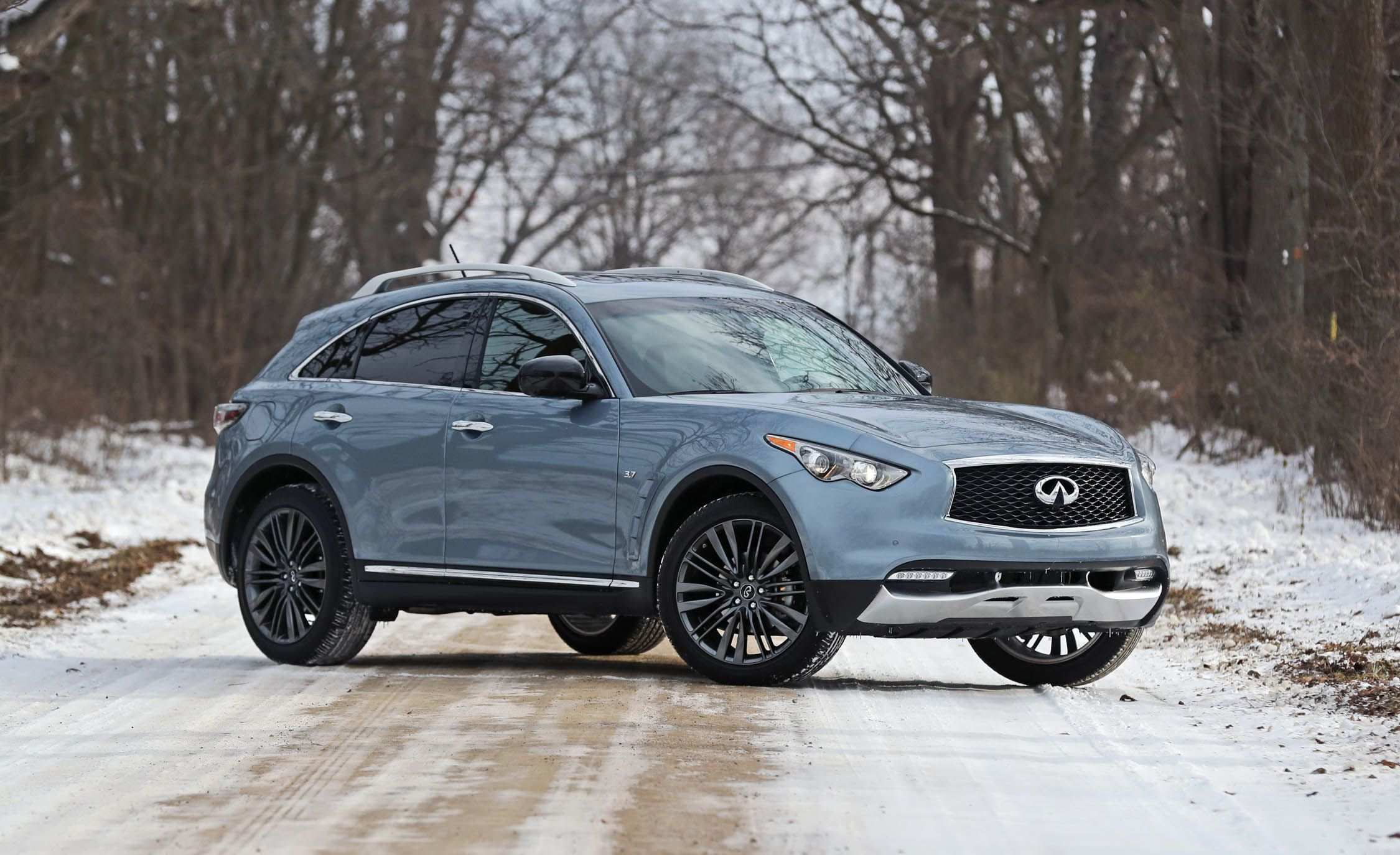 99 A 2019 Infiniti QX70 Ratings
