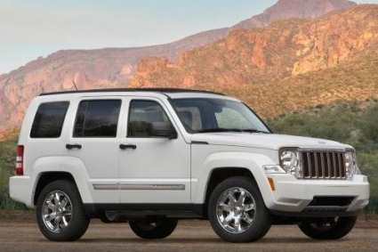 99 A 2019 Jeep Liberty Pictures