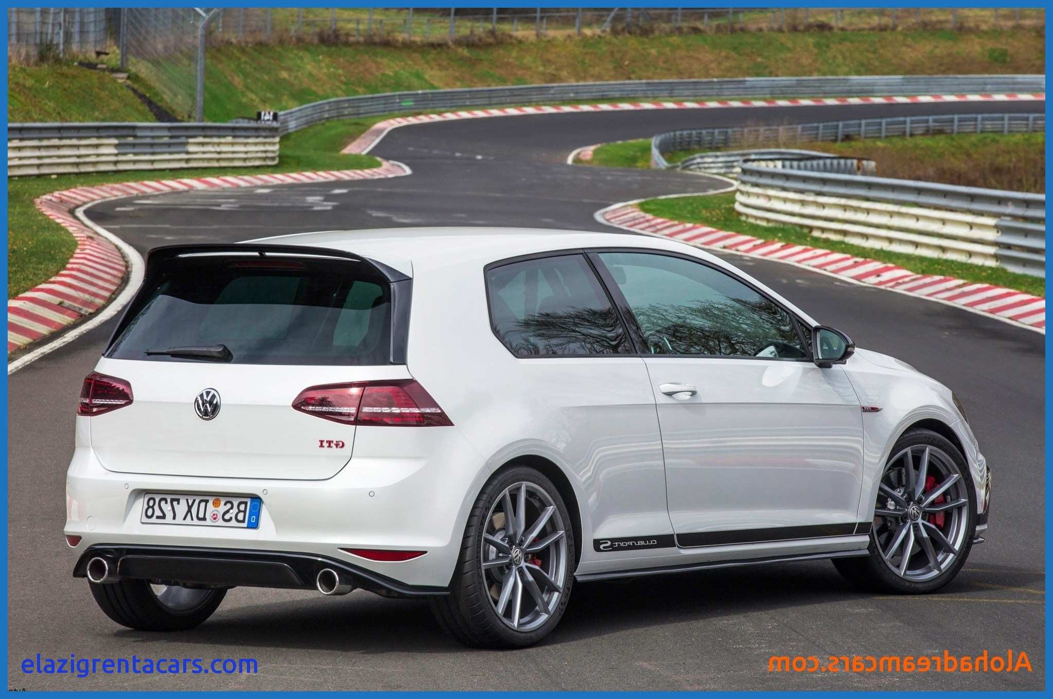 99 A 2019 VW Golf R USA Pictures