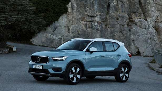 99 A 2019 Volvo Xc40 Mpg Exterior