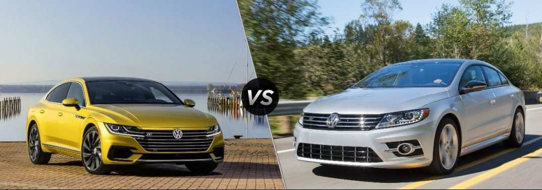 99 A 2019 Vw Cc New Model And Performance