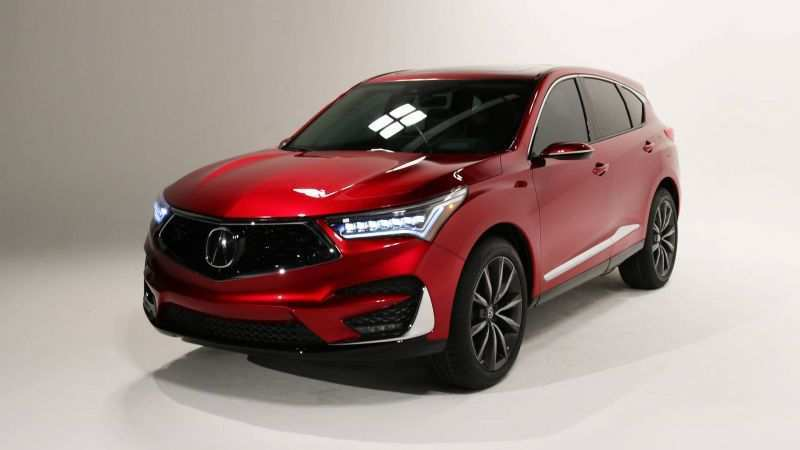 99 A 2020 Acura RDX New Model And Performance