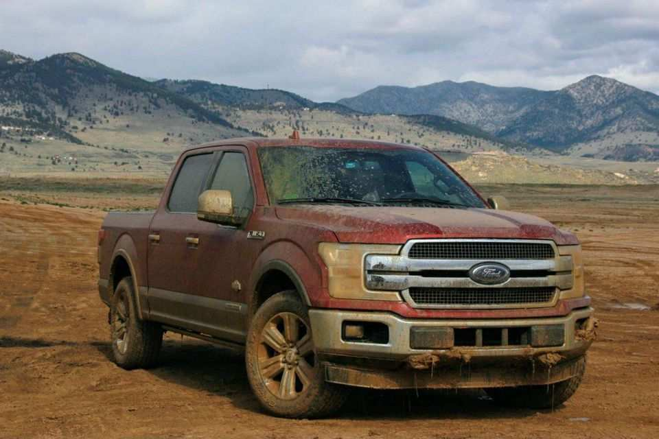 99 A 2020 All Ford F150 Raptor Engine