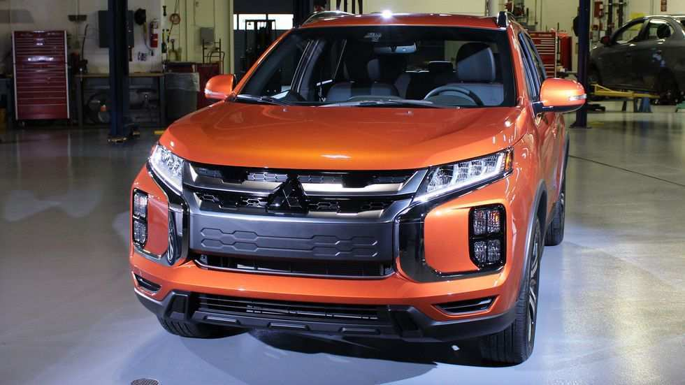 99 A 2020 All Mitsubishi Outlander Sport Release Date And Concept