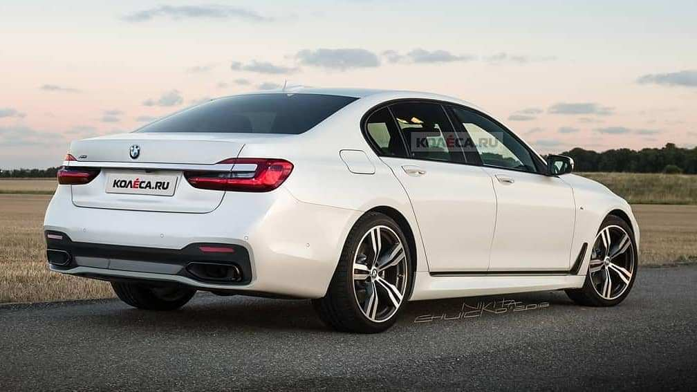 99 A 2020 BMW 750Li Concept And Review