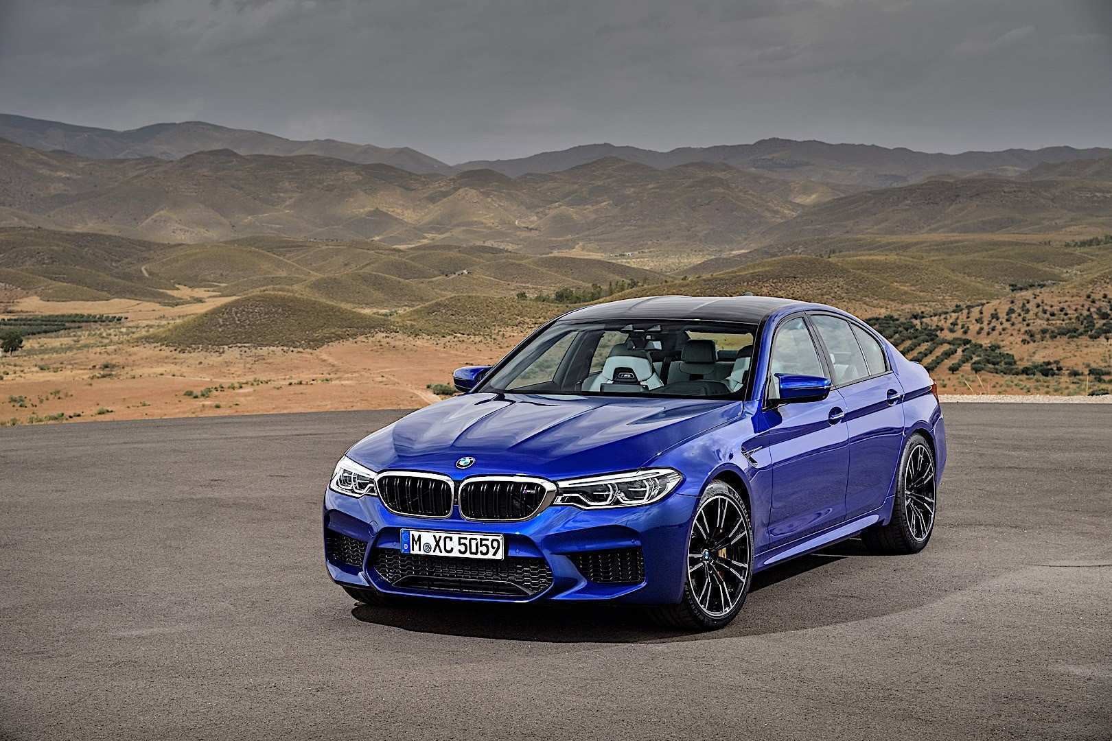 99 A 2020 BMW M5 Get New Engine System Ratings