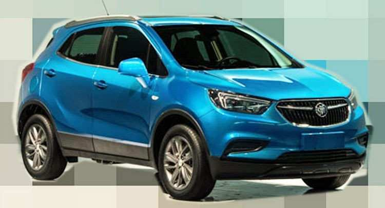 99 A 2020 Buick Encore New Review