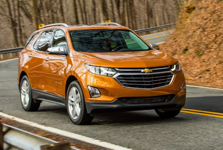 99 A 2020 Chevrolet Equinox Redesign And Review