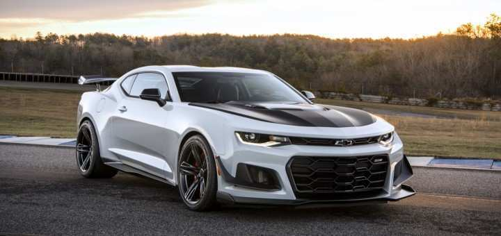 99 A 2020 Chevy Camaro Competition Arrival Spy Shoot