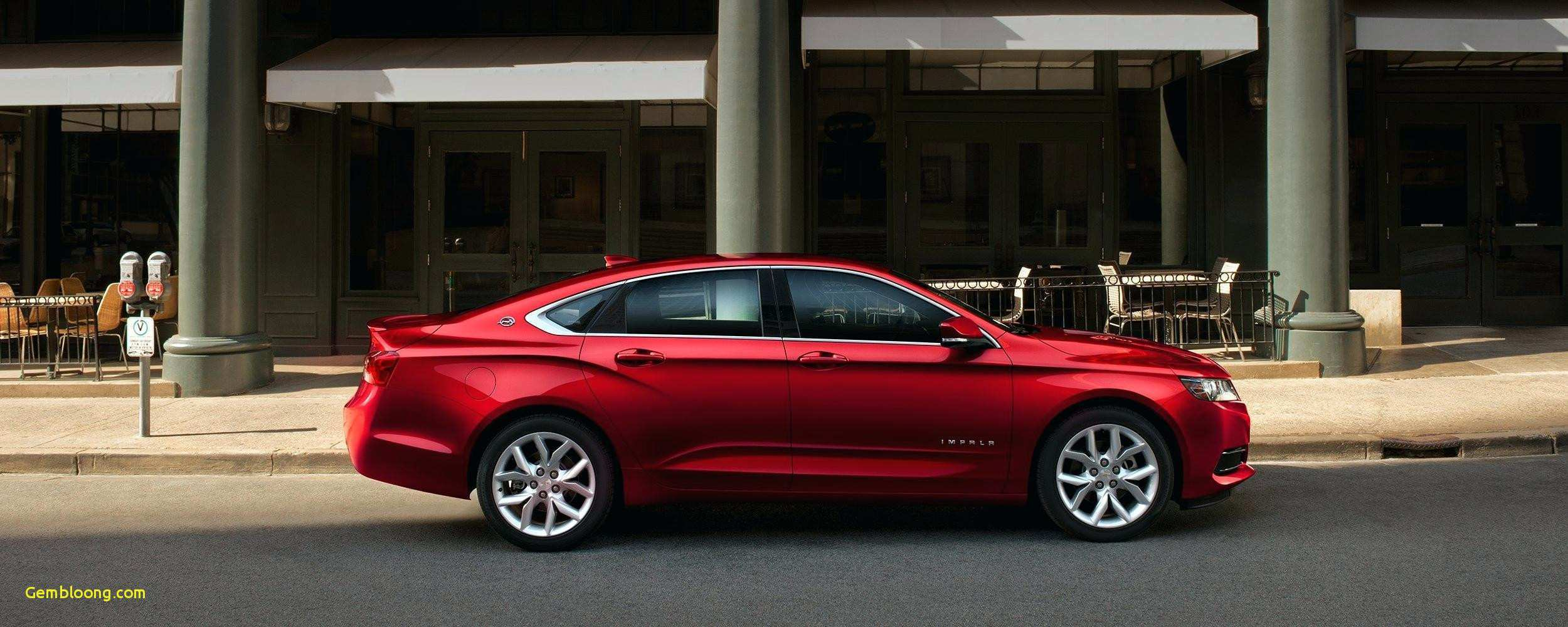 99 A 2020 Chevy Impala Ss Ltz Coupe Release