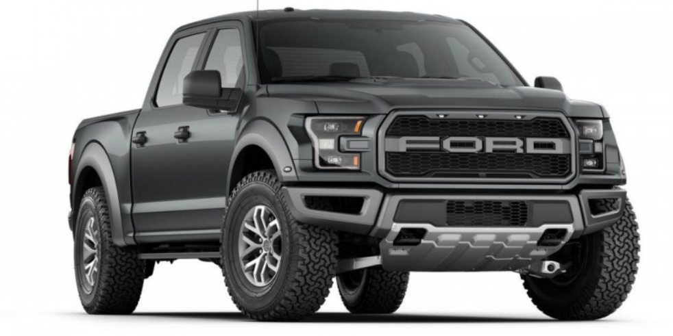 99 A 2020 Ford F150 Raptor Concept