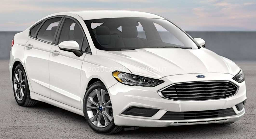 99 A 2020 Ford Fusion Energi First Drive