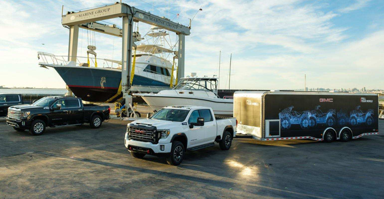 99 A 2020 GMC 2500 Unveil Price And Review