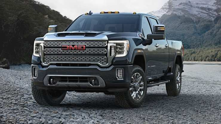 99 A 2020 GMC 2500Hd Denali Model