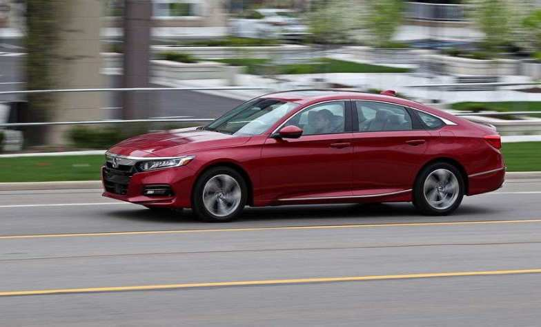99 A 2020 Honda Accord Sedan Ratings