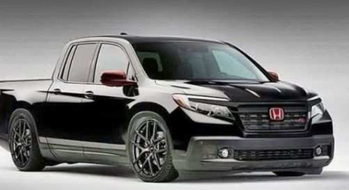 99 A 2020 Honda Ridgeline Redesign And Review