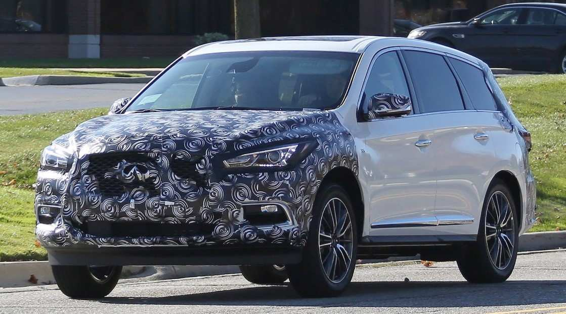 99 A 2020 Infiniti Qx60 Price And Release Date
