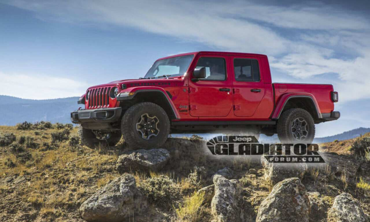 99 A 2020 Jeep Gladiator Forum Ratings