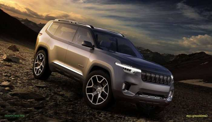 99 A 2020 Jeep Wagoneer Configurations