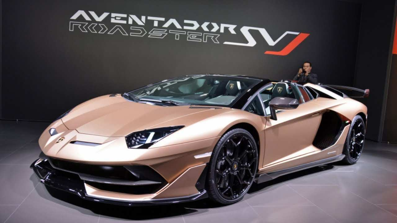 99 A 2020 Lamborghini Aventador Concept And Review