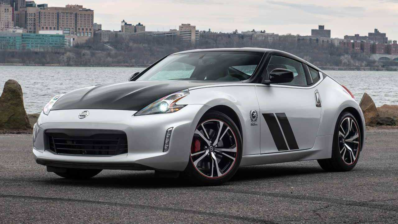99 A 2020 Nissan 370Z Nismo First Drive